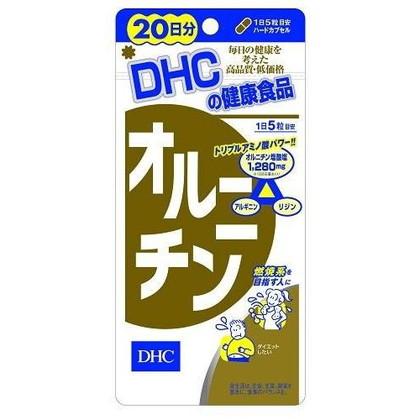 DHC オルニチン 20日分
