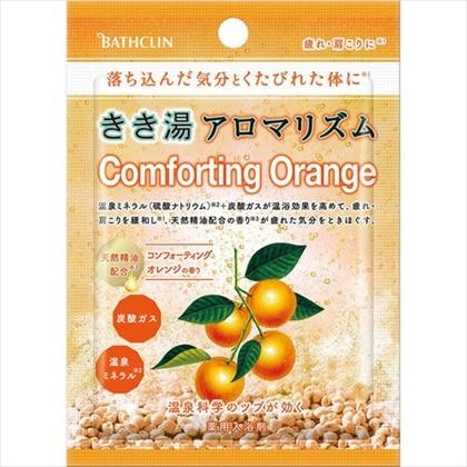 きき湯 アロマリズム コンフォーティングオレンジの香り 30g