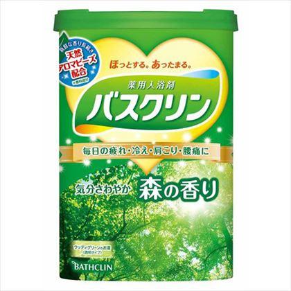 バスクリン 森の香り 600g[医薬部外品]