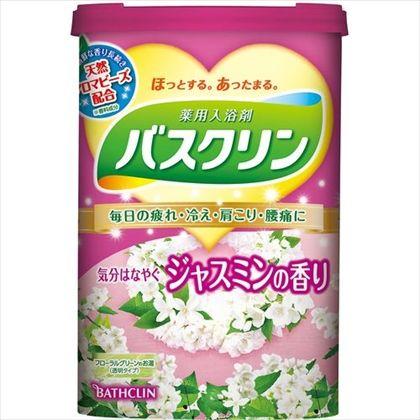 バスクリン ジャスミンの香り 600g[医薬部外品]