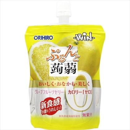 WIN ぷるんと蒟蒻スタンディング グレープフルーツ 130g