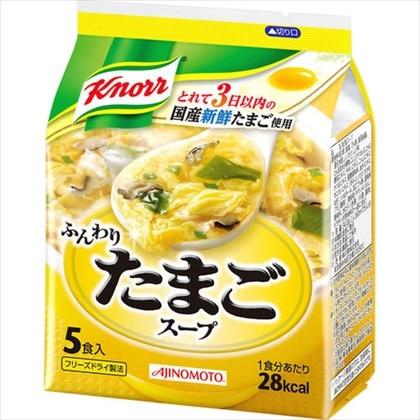 クノール ふんわりたまごスープ 袋 34.0g