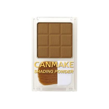 CANMAKE[キャンメイク] シェーディングパウダー 01 デニッシュブラウン