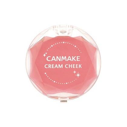 CANMAKE[キャンメイク] クリームチーク 07 コーラルオレンジ