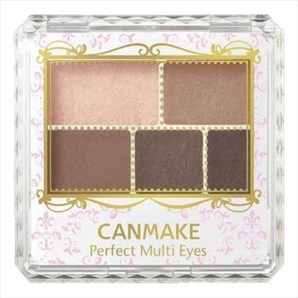 CANMAKE[キャンメイク] パーフェクトマルチアイズ 01 ローズショコラ