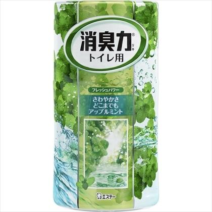 トイレの消臭力 アップルミントの香り 400ml