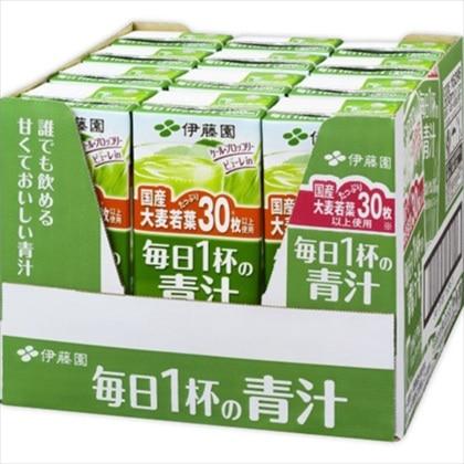 毎日1杯の青汁 200mL×12本