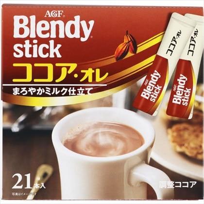 ※<ブレンディ>スティック ココア・オレ 231g(11g×21本)