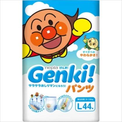 ネピア Genki! パンツ Lサイズ 44枚