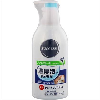 サクセス 薬用シェービングフォーム ノンメントール 250g[医薬部外品]
