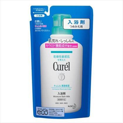 キュレル 入浴剤 つめかえ用 360ml[医薬部外品]