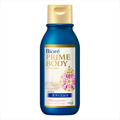 花王 ビオレプライムボディ オイルinボディミルク フラワーガーデンの香り 200ml