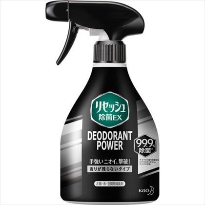 リセッシュ 除菌EX デオドラントパワー 香りが残らないタイプ 本体 360mL