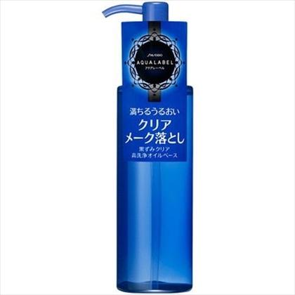 資生堂 アクアレーベル ディープクリアオイルクレンジング 150ml