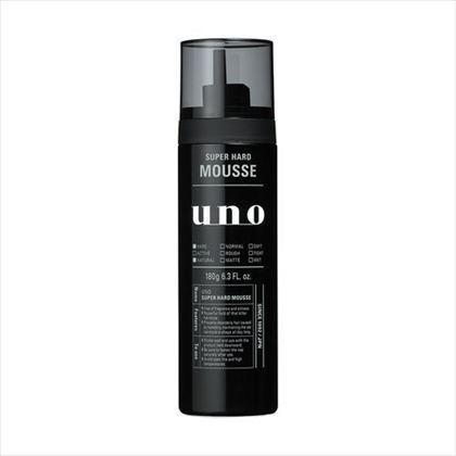 UNO(ウーノ) スーパーハードムース 180g