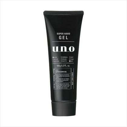 UNO(ウーノ) スーパーハードジェル 180g