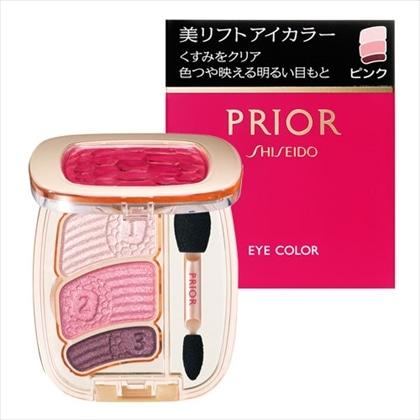 資生堂 プリオール 美リフトアイカラー ピンク 3g