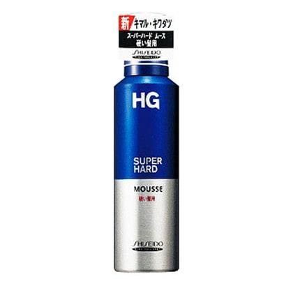 HG スーパーハードムース 硬い髪用 180g