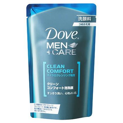 Dove(ダヴ) クリーンコンフォート 泡洗顔 詰替用 110ml