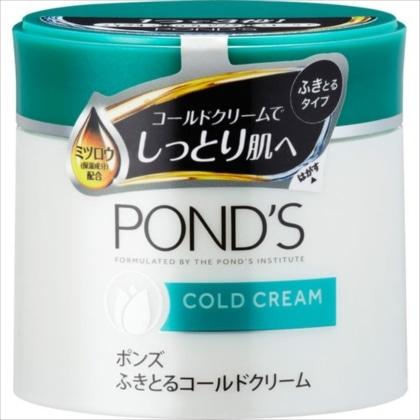 ポンズ ふきとるコールドクリーム 270g