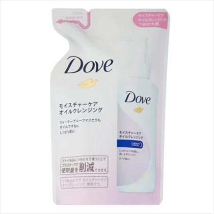 Dove(ダヴ) モイスチャーケア オイルクレンジング 詰替用 165ml