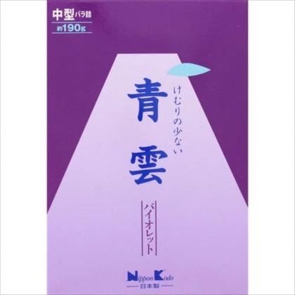 日本香堂 青雲 バイオレット 中型バラ詰 190g