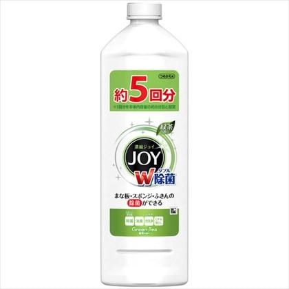 ジョイ コンパクト 食器洗剤 除菌ジョイ 緑茶の香り 特大 770ml