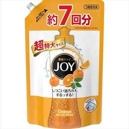 ジョイ コンパクト 食器洗剤 オレンジピール成分入り 超特大 1065mL