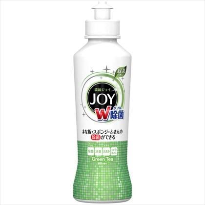ジョイ コンパクト 食器洗剤 除菌ジョイ 緑茶の香り 本体 190ml