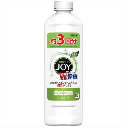 ジョイ コンパクト 食器洗剤 除菌ジョイ 緑茶の香り 詰替 440ml