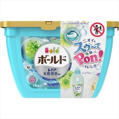 ボールド ジェルボール3D 爽やかプレミアムクリーンの香り 本体 347g(18個)