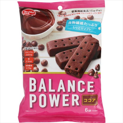 6袋 バランスパワー(ココア)