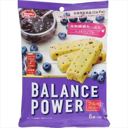 6袋 バランスパワー(ブルーベリー)