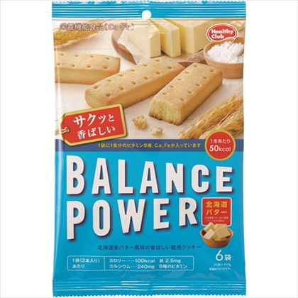 ※6袋バランスパワー(北海道バター)