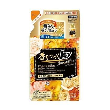 香りつづくトップ Aroma Plus Elegant Yellow つめかえ用 320g