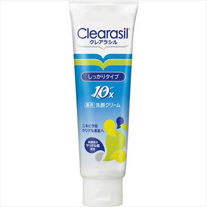 クレアラシル 薬用洗顔フォーム 10x(120g)
