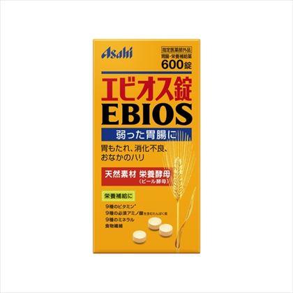 エビオス錠 600錠[指定医薬部外品]