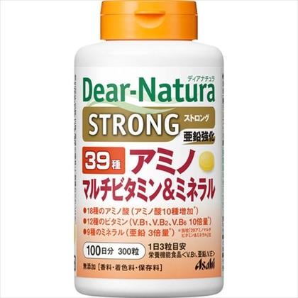 ディアナチュラ ストロング 39種類 アミノマルチビタミン&ミネラル 300粒(100日分)