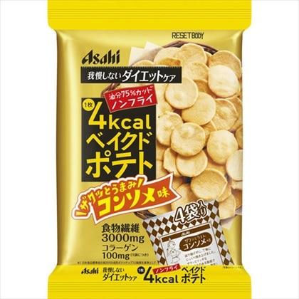 リセットボディ ベイクドポテト コンソメ味 66g(16.5g×4袋)