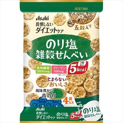 ※リセットボディ 雑穀せんべい のり塩味 88g(22g×4袋)
