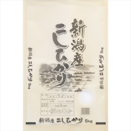 新潟コシヒカリ 5kg