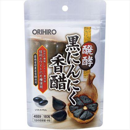 オリヒロ 発酵黒にんにく香醋