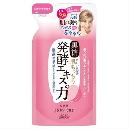 黒糖精 うるおい化粧水 つめかえ 160ml