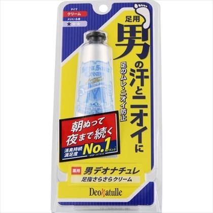 デオナチュレ 男足指さらさらクリーム 30g[医薬部外品]