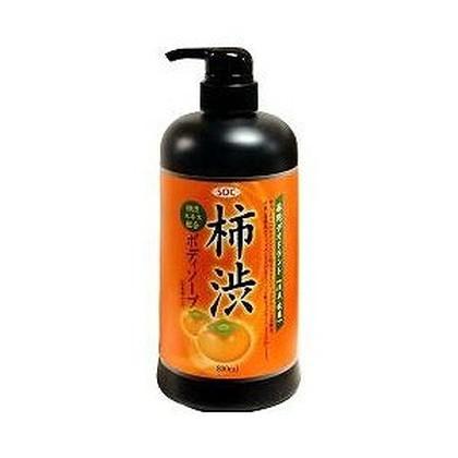 薬用柿渋ボディソープ本体