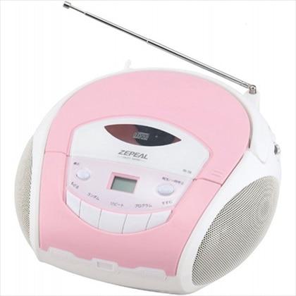 CDラジオ ピンク DCR-T816PK