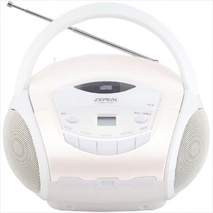 CDラジオ 白 DCR-T816WH