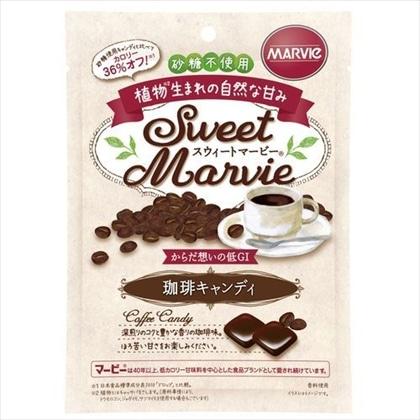 スウィートマービー MAVIE 珈琲キャンディ 49g【砂糖不使用】