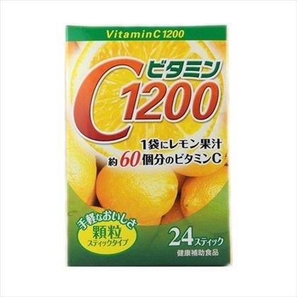※ビタミンC1200 顆粒タイプ CF 2g×24包