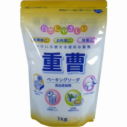 自然にやさしい重曹食品添加物 1kg